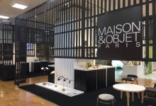 MAISON&OBJETフェアに参加します。